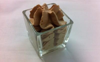 Espuma au chocolat