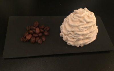 Espuma au mascarpone & café